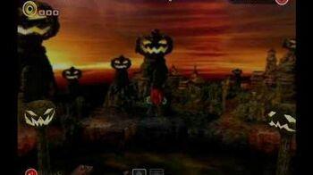 Sonic Adventure 2 Battle (GC) Pumpkin Hill Mission 5 A Rank