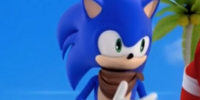 Sonic the Hedgehog (Mirror Dimension)