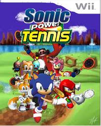 Sonic Power Tennis