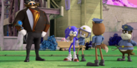 Sonic Boom World (alternate dimension)