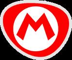 File:Mario Sonic Ro Mario Flag.png