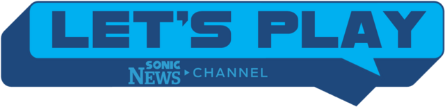 File:Let's Play Talkbubble Logo with Sonic News Channel Print in.png