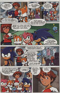 Sonic X issue 15 page 2