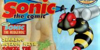 Sonic the Comic Issue 32