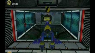 Sonic Adventure 2 Battle (GC) Eternal Engine Mission 2 A Rank