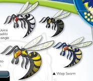 Wasp Swarm