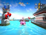 Sonic & SEGA All-Stars Racing Ocean Ruin 9