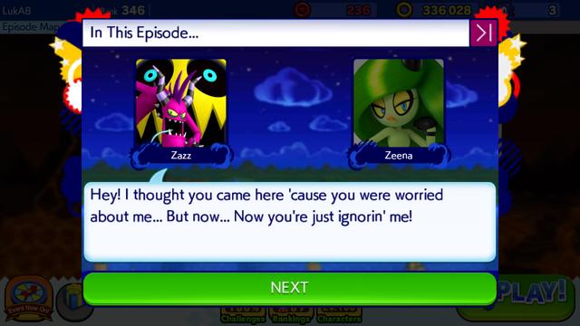 File:Sonic Runners Zazz Raid Event Zeena Zor Cutscene (9).png