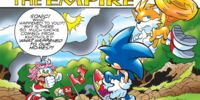 Archie Sonic the Hedgehog Issue 176