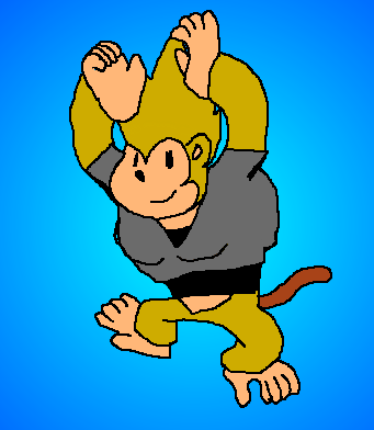 File:Neil the Monkey by Needlemouse.png