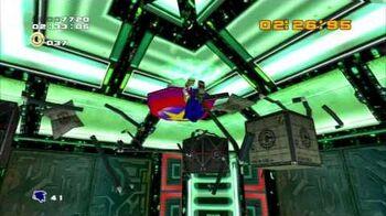 Sonic Adventure 2 (PS3) Crazy Gadget Mission 4 A Rank