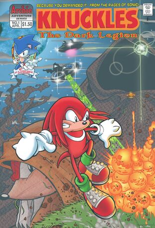 File:Archie Knuckles The Dark Legion Issue 1.jpg