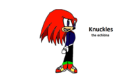 Knuckles Wanted