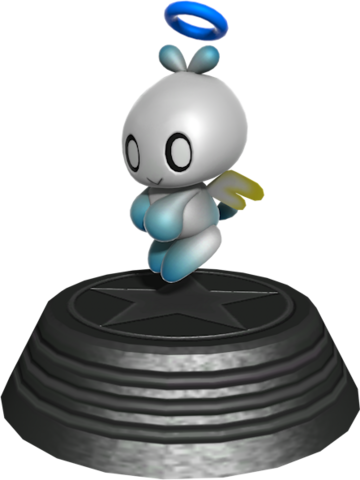 File:Sonic Generations Hero Chao Statue.png