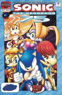 Archie Sonic the Hedgehog Issue 75