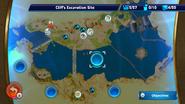 CliffsExcavation Site Lookoutmap