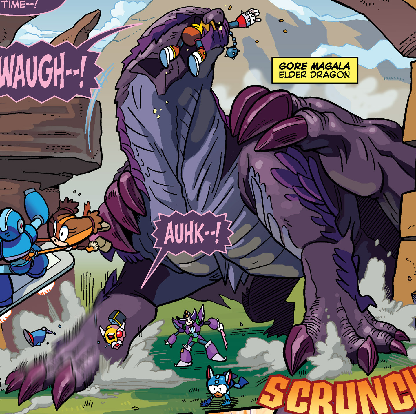 Image - Gore Magala.png | Sonic News Network | FANDOM ...