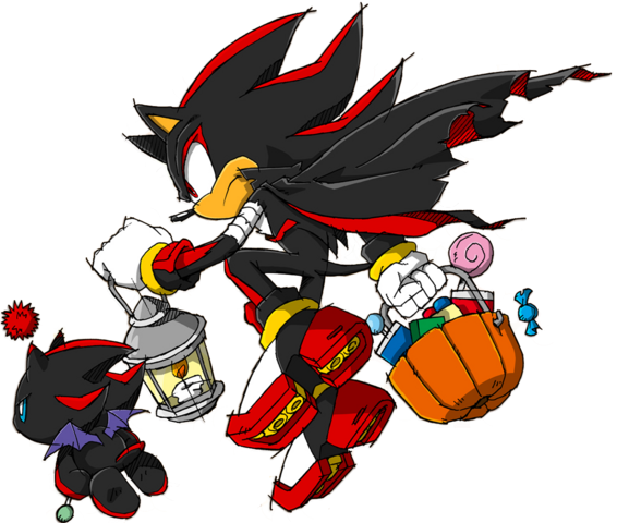 File:Sonic Channel - Shadow the Hedgehog & Dark Chao 2013.png