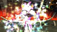 Sonic Generations Blaze
