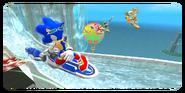 Dolphin Resort Credits Sonic