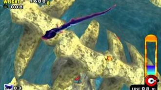 Sonic Adventure DX (GC) Big Ice Cap Missions B & A