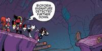 Mystic Cave Zone (Archie)