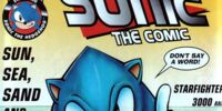 Sonic the Comic Issue 84