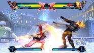Ultimate Marvel VS Capcom 3 Character Pose 2