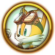 SB ROL BRB Tails icon concept