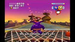 Sonic Heroes Egg Albatross - Team Rose - Speed Run (0 24 98)
