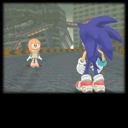 Sonic Adventure Credits (Super Sonic 11)