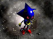 Sonic R artwork Metal Sonic