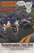 Sonic X issue 23 page 1