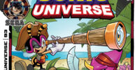 Archie Sonic Universe Issue 93