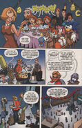 Sonic X issue 8 page 5