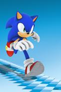 Sonic iPhone Skin (3)