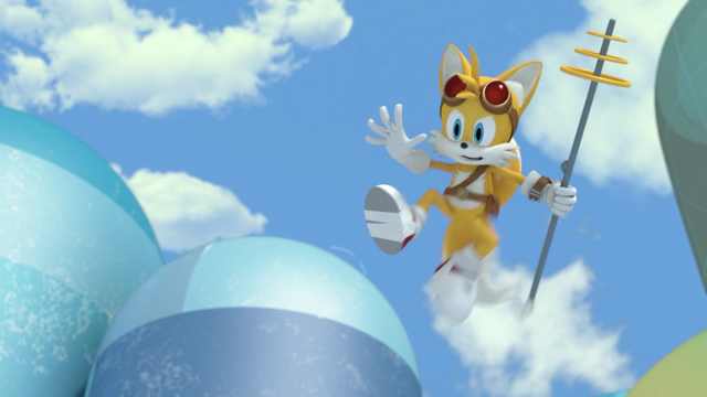 File:Tails holding weapon.png