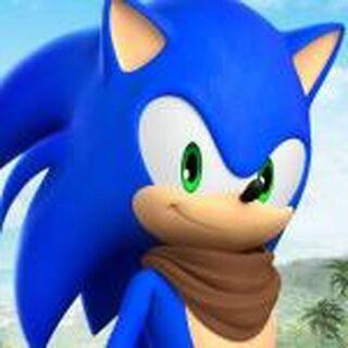 Bunnie luchando contra Mecha Sonic.