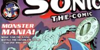Sonic the Comic Issue 176