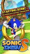 Sonic Dash S (Screenshot 1)