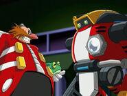 Eggman And Gamma Sonic X