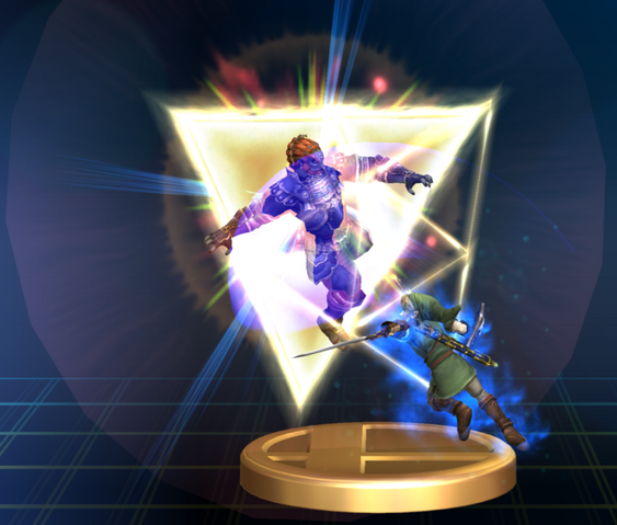 File:Triforce Slash (Link) - Brawl Trophy.png