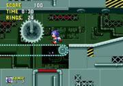 Sonic Scrap Brain