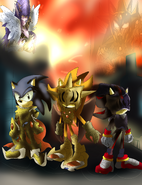 Sonic and the black knight-sagramore's tale