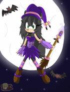 Art trade selania as a witch by apolliz-d5b7ync