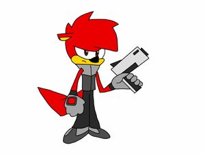 Pad the Weasel new design