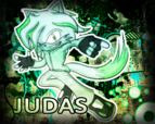 Judas by lozzalolzor