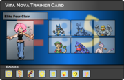 I.B.S Trainer Card - Clair