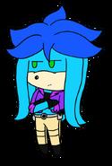 Sapphire Chibi