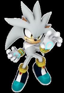 Silver The Hedgehog (2)